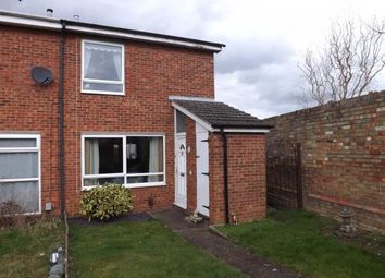 Thumbnail 3 bed end terrace house for sale in Franklin Road, Biggleswade, Bedfordshire