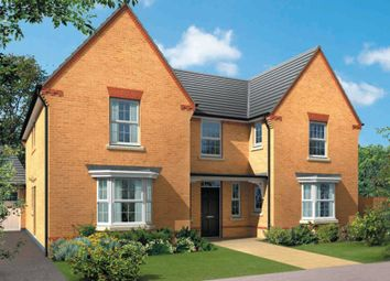 "Thumbnail 5 bedroom detached house for sale in ""Stowe"" at Fosse Road, Bingham, Nottingham"