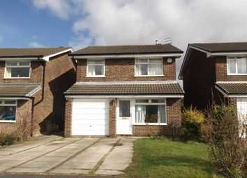 Thumbnail 3 bed detached house for sale in Hague Bush Close, Lowton, Warrington, Greater Manchester