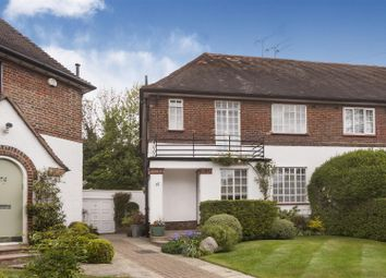 Thumbnail 3 bed cottage for sale in Holyoake Walk, London