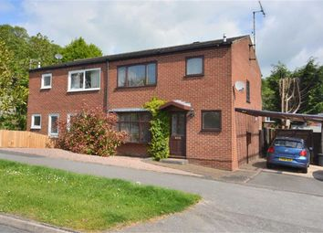 Thumbnail Semi-detached house for sale in Crab Tree Hill, Little Eaton, Derby
