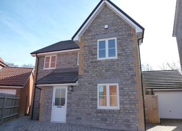 Thumbnail 4 bedroom detached house for sale in Blue Cedar Close, Yate, Bristol