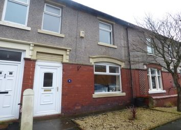 Thumbnail 3 bed terraced house to rent in Lords Avenue, Lostock Hall, Preston