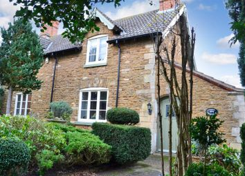 Thumbnail 2 bed cottage for sale in Church Street, Barkston, Grantham