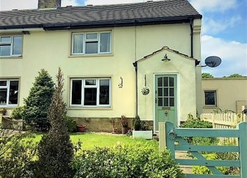 Thumbnail 3 bed semi-detached house for sale in The Green, Thurstonland, Huddersfield