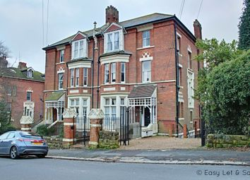 Thumbnail 2 bed flat to rent in Dane Road, St. Leonards-On-Sea