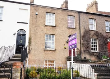 Thumbnail 3 bed terraced house for sale in South Street, Taunton
