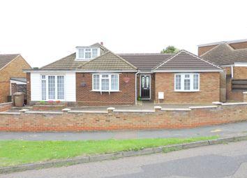 Thumbnail 3 bed detached bungalow for sale in Laburnum Grove, Luton