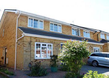 Thumbnail 4 bed semi-detached house for sale in Ashdown Avenue, Farnborough