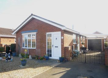 Thumbnail 3 bedroom detached bungalow for sale in Brackenborough, Brixworth, Northampton