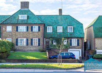 5 bed semi-detached house for sale in Lyttelton Road, Hampstead Garden Suburb, London N2