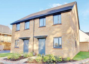 2 bed semi-detached house for sale in Carver Way, Ramsey, Huntingdon PE26