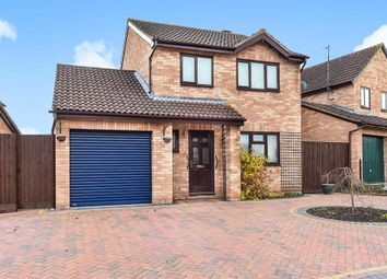 Thumbnail 3 bed detached house for sale in Tavistock Drive, Hereford