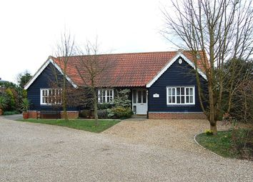 Thumbnail 3 bedroom detached bungalow for sale in 4 Church Meadows, Waldringfield