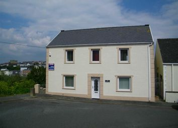 Thumbnail 4 bed detached house for sale in Chapel Street, Hakin, Milford Haven