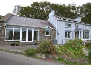 Thumbnail 4 bed cottage for sale in Old Newport Road, Lower Town, Fishguard