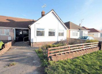 Thumbnail 2 bed semi-detached bungalow for sale in Bay Trading Estate, St. Asaph Avenue, Kinmel Bay, Rhyl