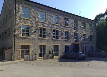 Thumbnail 2 bed flat for sale in Slackcote Hall, Delph, Oldham
