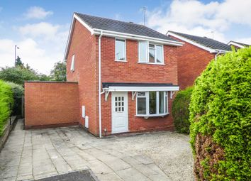 Thumbnail 3 bed detached house for sale in Marleigh Road, Bidford On Avon