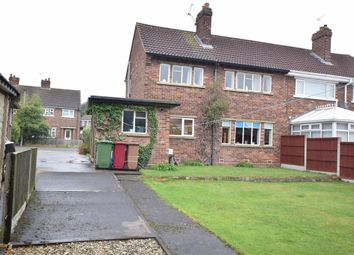 Thumbnail 3 bed semi-detached house for sale in Thornton Avenue, Scunthorpe