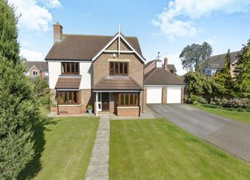 Thumbnail 5 bed detached house for sale in Langbaurgh Road, Hutton Rudby, Yarm, North Yorkshire