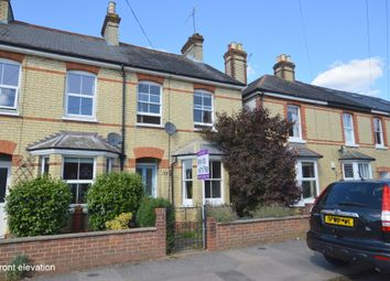 Thumbnail 2 bed end terrace house to rent in Albion Road, Reigate, Surrey
