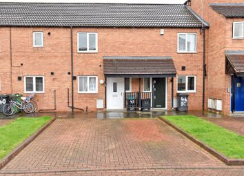 Thumbnail 2 bed terraced house for sale in Brailsford Crescent, York