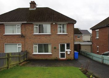 Thumbnail 3 bed semi-detached house for sale in Gortgrib Drive, Belfast