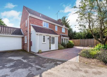 Thumbnail 4 bed detached house for sale in Church Lane, Little Billing, Northampton
