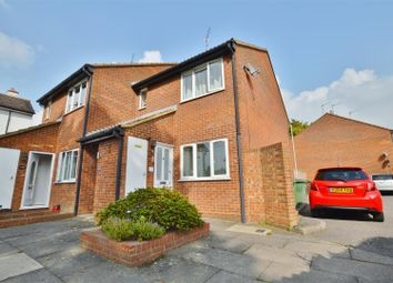 Thumbnail 1 bedroom maisonette to rent in Albany Mews, North Orbital Road, Chiswell Green, St.Albans