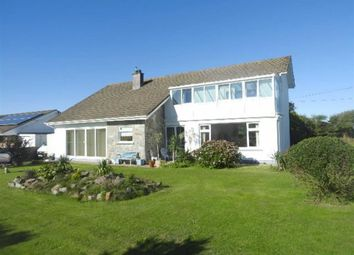 Thumbnail 3 bed detached house for sale in Llwyncoed Road, Blaenannerch, Cardigan