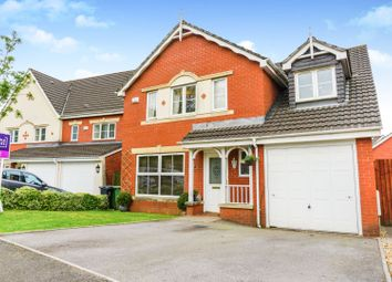 Thumbnail 5 bed detached house for sale in Bassetts Field, Thornhill