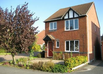 Thumbnail 3 bed detached house to rent in Abercrombie Close, Ledbury