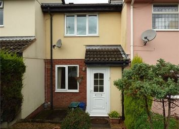 Thumbnail 2 bedroom terraced house for sale in Mill End, Kingsteignton, Newton Abbot, Devon.