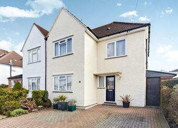 Thumbnail 3 bed semi-detached house for sale in Goodwin Road, Croydon, Surrey, .
