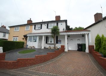 Thumbnail 3 bed semi-detached house for sale in Grazebrook Road, Dudley, West Midlands