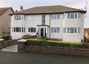 Thumbnail 2 bed flat to rent in Abbey Road, Rhos On Sea, Colwyn Bay