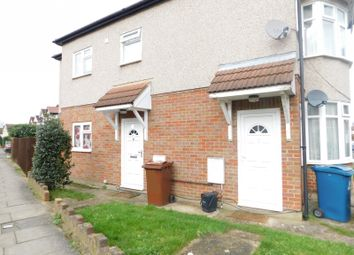 Thumbnail 1 bed property to rent in Beaumont Avenue, Harrow