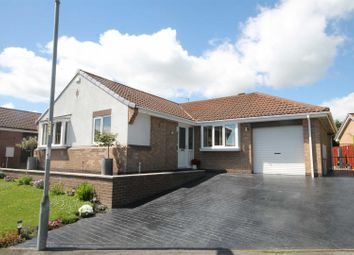Thumbnail 3 bedroom detached bungalow for sale in Beechburn Park, Crook