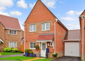 Thumbnail 3 bed link-detached house for sale in Wood Hill Way, Bognor Regis, West Sussex