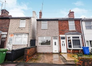 Thumbnail 2 bed terraced house to rent in Foljambe Road, Chesterfield