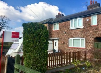 Thumbnail 3 bed terraced house to rent in Western Circle, Burnage