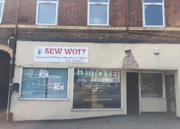 Thumbnail Studio to rent in High Street, Tunstall