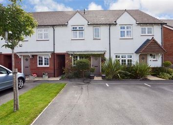 Thumbnail 3 bed terraced house for sale in Goldfinch Close, Kingsteignton, Newton Abbot, Devon.
