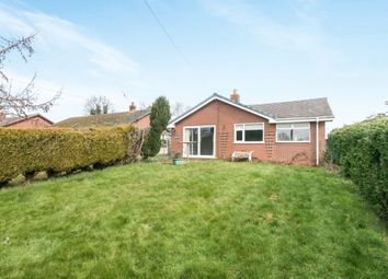 Thumbnail 3 bed bungalow to rent in Pool Lane, Thornton-Le-Moors, Chester