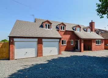 4 bed detached house for sale in Lower Ferry Lane, Callow End, Worcester WR2