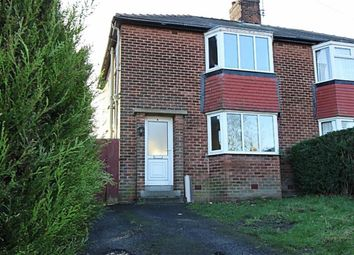 Thumbnail 3 bed semi-detached house to rent in Salisbury Avenue, Newbold, Chesterfield, Derbyshire