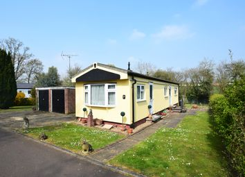 Thumbnail 2 bed detached bungalow for sale in Woodlands Way, Shepherds Grove Park, Stanton, Bury St. Edmunds