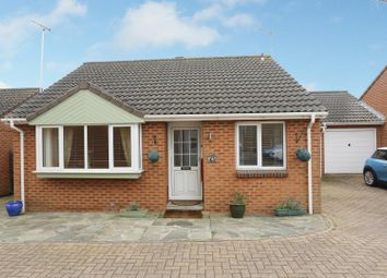 Thumbnail 2 bed detached bungalow for sale in Westerham Close, Cliftonville, Margate