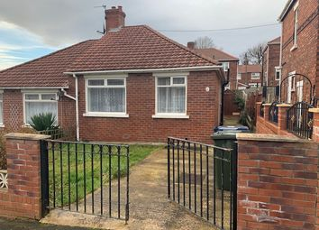 Thumbnail 2 bed semi-detached bungalow to rent in Broomridge Avenue, Benwell, Newcastle Upon Tyne